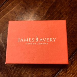 James Avery Love ring, women's size 7.